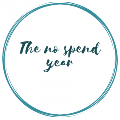 The year we went no spend